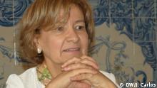 08.01.2019 Portugal Lissabon Teresa Ribeiro, Staatssekretärin für auswärtige Angelegenheiten und Zusammenarbeit von Portugal.