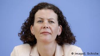 Maria Adebahr | Pressesprecherin des Auswaertigen Amtes (imago/J. Schicke)