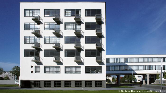 Bauhaus, Dessau (Stiftung Bauhaus Dessau/Y. Tenschert)