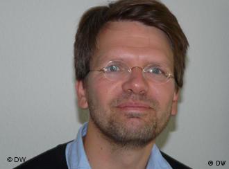 Porträtfoto (Foto: Bernd Riegert)