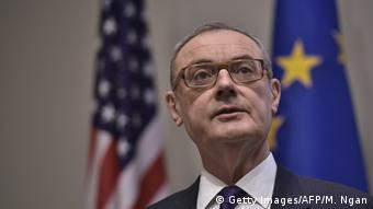 EU Ambassador to the United States David O'Sullivan (Getty Images/AFP/M. Ngan)