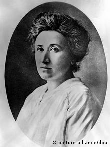 Rosa Luxemburg (picture-alliance/dpa)