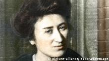 Rosa Luxemburg (picture-alliance/Isadora/Leemage)