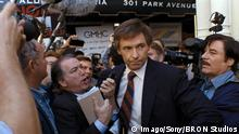 A still from the film The Front Runner starring Hugh Jackman