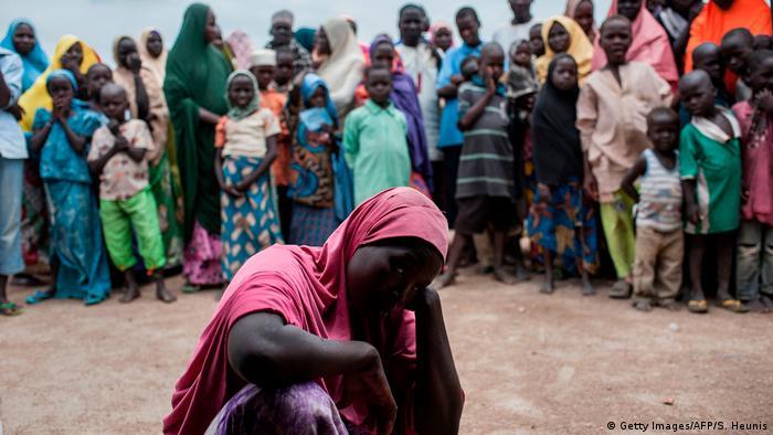 Nigeria | Flüchtlingslager in Pulko