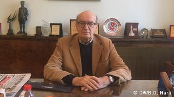 Türkiye Gazeteciler Cemiyeti (TGC) Başkanı Turgay Olcayto