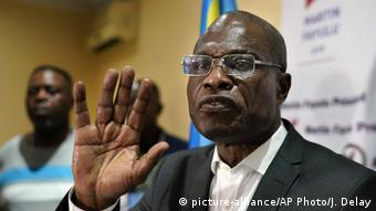 DR Kongo Lage nach Wahlsieg von Tshisekedi (picture-alliance/AP Photo/J. Delay)
