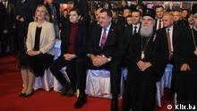 Vorsitzende der Präsidentschaft Bosnien Herzegowinas Milorad Dodik