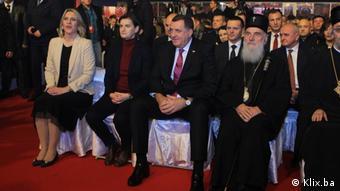 Vorsitzende der Präsidentschaft Bosnien Herzegowinas Milorad Dodik (Klix.ba)