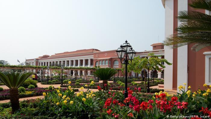 Angola Luanda Präsidentenpalast
