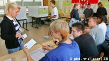 Juniorwahl an Schulen in Brandenburg