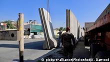 Irak Baghdad Green Zone