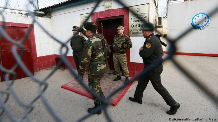 Тюрьма в Азербайджане