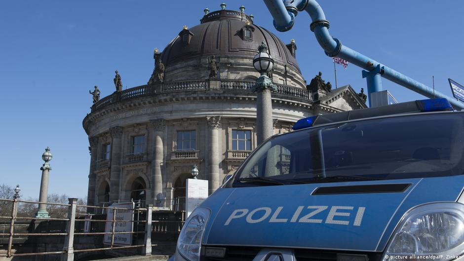Berlin museum vandalism raises questions of security