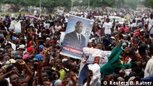DR Kongo Lage nach Wahlsieg von Tshisekedi