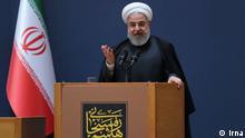 Iran Hassan Rohani, Präsident