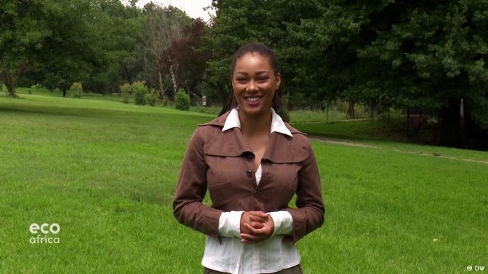 DW Eco Africa - Felicia Endersby