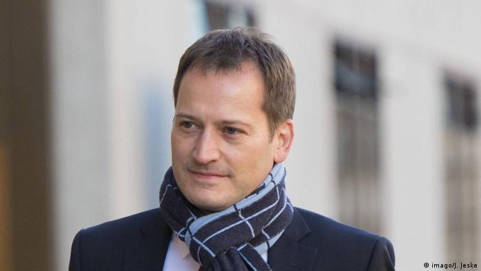 Manuel Höferlin | FDP vor den Sondierungsgesprächen (imago/J. Jeske)