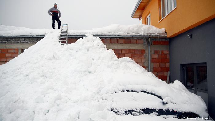 Österreich | Winter in Eisenerz