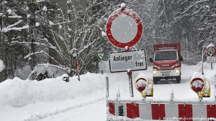 Deutschland | Winter in Bayern
