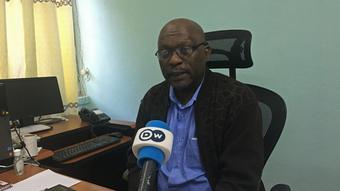 Samuale Kekebo Regierungsbeamter in Süd-Äthiopien
