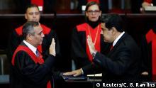 Venezuela | Vereidigung Nicolas Maduro