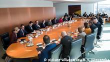 Deutschland | Kabinettssitzung