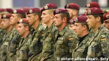 Bundeswehrsoldaten kehren aus dem Kongo zurück