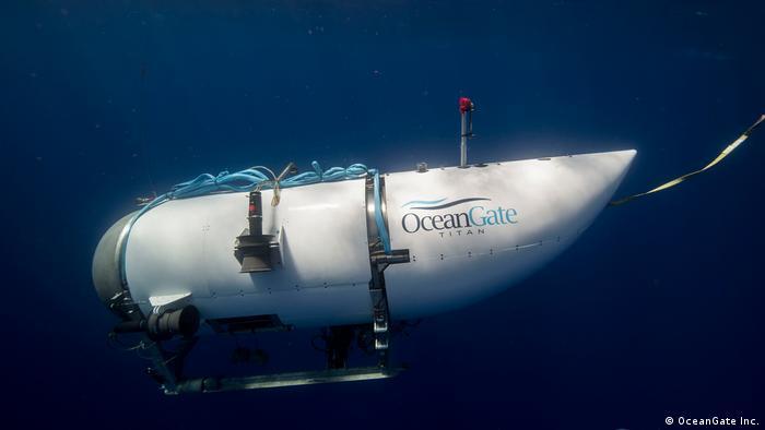 OceanGate's Titan submarine