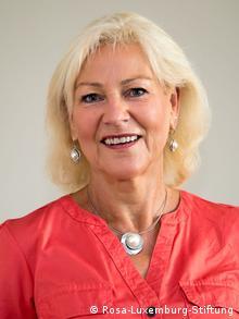 Dagmar Enkelmann | Vorsitzende der Rosa-Luxemburg-Stiftung