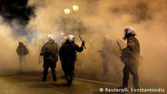 Οι χθεσινές διαδηλώσεις δεν είχαν καμιά σχέση με αυτές πτιν από 5 χρόνια