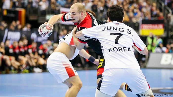 IHF - Handball WM 2019 - VR - Deutschland vs. Korea
