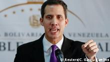Venezuela l Juan Guaido - Parlamentspräsident