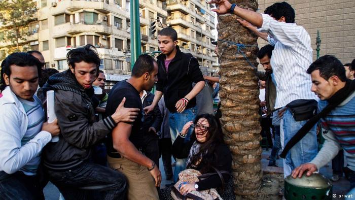 Sexuelle Belästigung in Ägypten (privat)