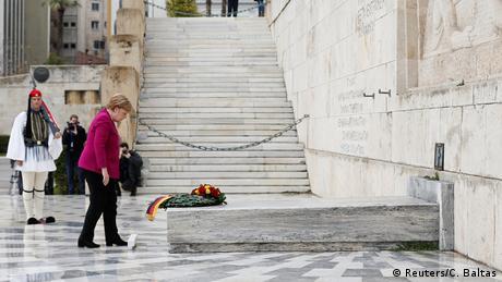 Μέρκελ: Παρά την κούραση, οι Έλληνες πρέπει να συνεχίσουν τις μεταρρυθμίσεις