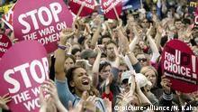 Symbolbild: Beeinflusst #metoo die Wahlen 2020?