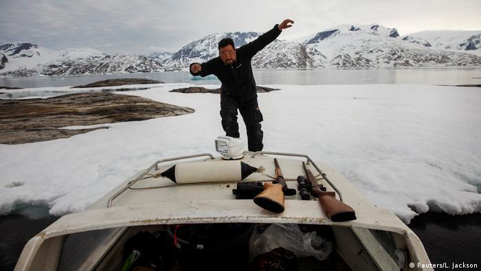 Bildergalerie Grönland Klimawandel (Reuters/L.Jackson)