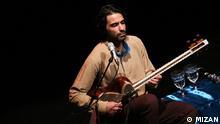 Auftrittsverbot für den iranischen Musiker Ali Ghamsari