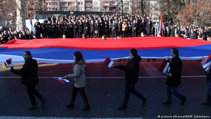 Bosnien und Herzegowina | Republika Srpska Day