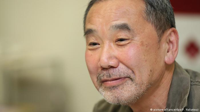 Japan Autor Haruki Murakami (picture-alliance/dpa/F. Nakatsuji)