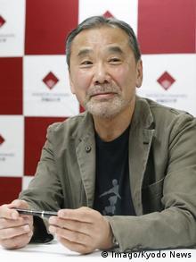 Japanischer Autor Haruki Murakami