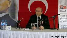 Türkei Ömer Faruk Eminagaoglu Rechtswissenschaftler