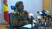 Äthiopien General Berhanu Jula PK