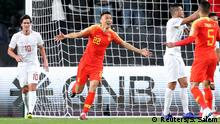 Fußball AFC Asian Cup Philippinen - China