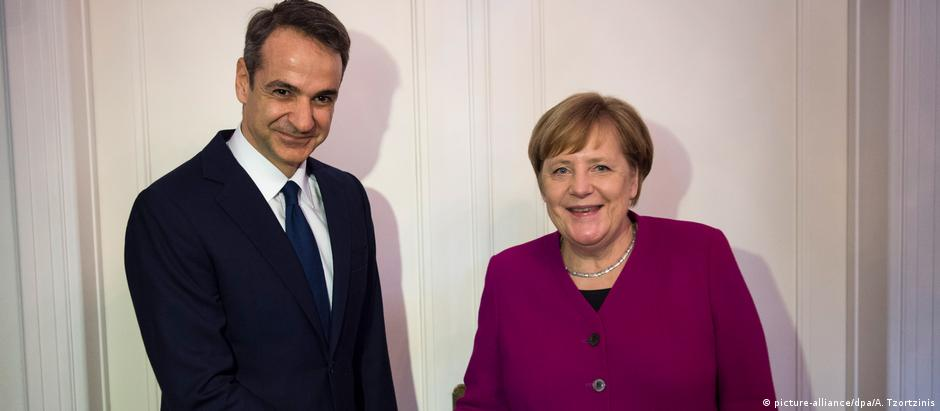 Spiegel: «Η Μέρκελ δεν εκφράστηκε εναντίον του Κυριάκου»
