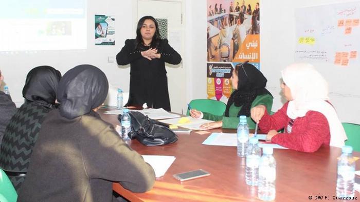 Tetouan: Kampf gegen Frauengewalt