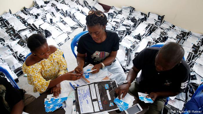 Kongo Wahl Symbolbild