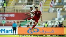 AFC Asian Cup: Vietnam vs Iran