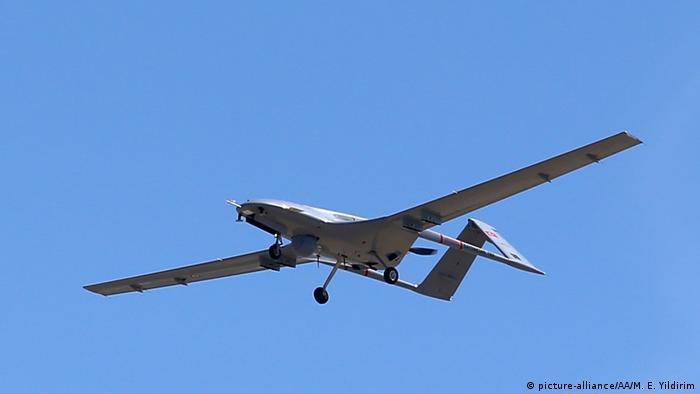 TEMSİLİ FOTO: Bayraktar TB2 İnsansız Hava Aracı