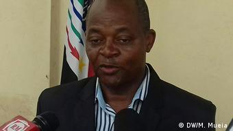 Mosambik José Manteigas